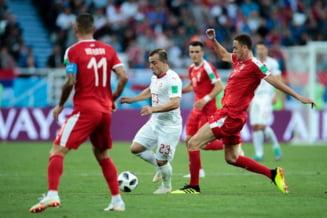 Cupa Mondiala 2018: Elvetia se incurca de Costa Rica, dar se califica in optimi