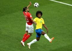 Cupa Mondiala 2018: Elvetia smulge un egal in fata Braziliei, o noua surpriza in Rusia