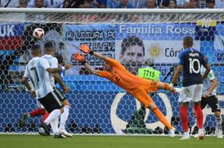 Cupa Mondiala 2018: Franta invinge Argentina dupa un meci de povestit nepotilor