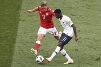 Cupa Mondiala 2018: Franta si Danemarca merg in optimi dupa un meci rusinos