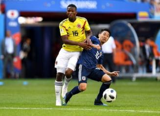 Cupa Mondiala 2018: Japonia invinge Columbia dupa un meci plin de evenimente