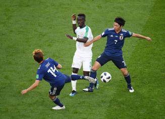 Cupa Mondiala 2018: Japonia si Senegal, remiza intr-unul dintre cele mai frumoase jocuri din Rusia