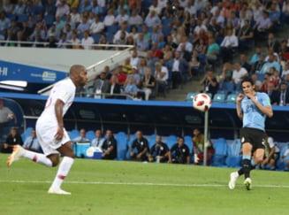 Cupa Mondiala 2018: Portugalia, eliminata de Uruguay
