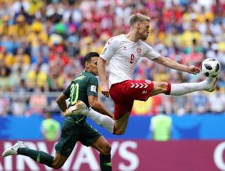 Cupa Mondiala 2018: Remiza echitabila intre Danemarca si Australia