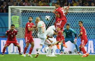 Cupa Mondiala 2018: Spania smulge in extremis un egal cu Maroc