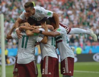 Cupa Mondiala 2018: Mexic invinge Coreea de Sud si e ca si calificata in optimi
