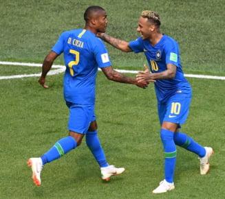 Cupa Mondiala 2018: Pierdere grea pentru nationala Braziliei. Un jucator important s-a accidentat grav