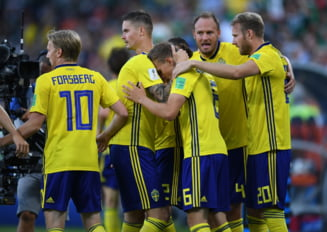 Cupa Mondiala 2018: Suedia trece la limita de Elvetia si se califica in sferturi