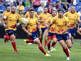 Cupa Mondiala de rugby: Romania, invinsa de Irlanda