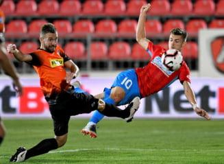 Cupa Romaniei: FCSB, eliminata in optimi de Dunarea Calarasi. Iata toate echipele calificate in sferturi