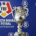Cupa Romaniei: Iata programul meciurilor din 16-imi