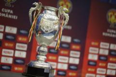 Cupa Romaniei: Iata programul si televizarile meciurilor din 16-imi