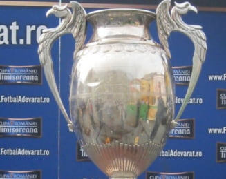 Cupa Romaniei: Rezultatele de marti si echipele calificate