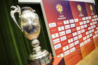 Cupa Romaniei: Rezultatele inregistrate in primele meciuri din optimi
