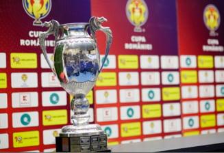 Cupa Romaniei: Rezultatele inregistrate marti si echipele calificate in sferturile de finala. Viitorul lui Hagi, eliminat dupa un meci foarte spectaculos