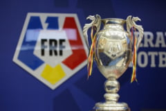 Cupa Romaniei: Rezultatele inregistrate marti