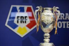 Cupa Romaniei: Rezultatele inregistrate miercuri