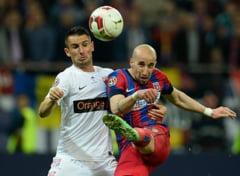Cupa Romaniei: Steaua remizeaza cu Dinamo si se califica in finala