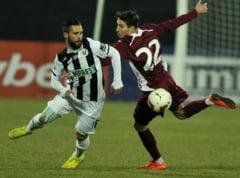 Cupa Romaniei: CFR Cluj, remiza chinuita cu Universitatea in Gruia