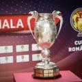 Cupa Romaniei: Programul complet al meciurilor din optimi
