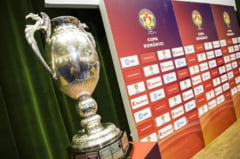 Cupa Romaniei: Programul complet al meciurilor din sferturi si televizarile