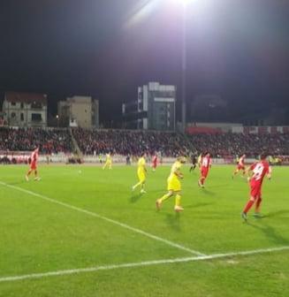 Cupa Romaniei: Rezervele Stelei rateaza victoria pe terenul lui Dinamo