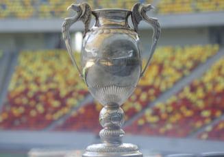 Cupa Romaniei: Rezultatele inregistrate joi si echipele calificate in sferturile de finala