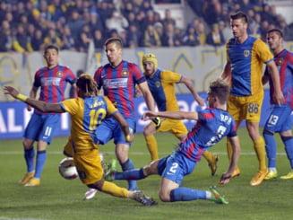Cupa Romaniei: Steaua, remiza dramatica la Ploiesti