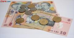 Curs euro-leu: Demisia lui Ponta a dat cu leul de pamant