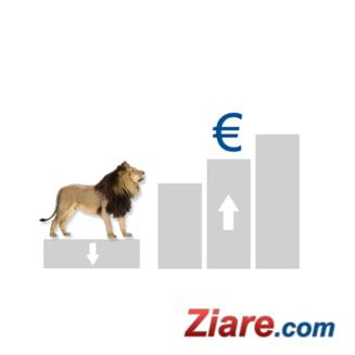 Curs euro-leu: Euro, din nou pe crestere. A ajuns la maximul ultimelor 6 saptamani