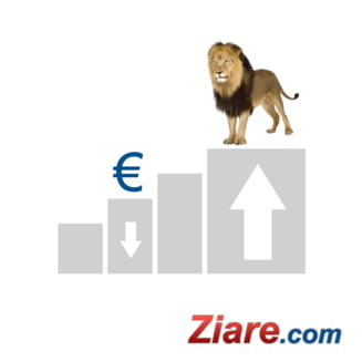 Curs euro-leu: Euro si dolarul, in scadere