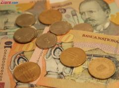 Curs euro-leu: Situatia premierului Ponta loveste in leu