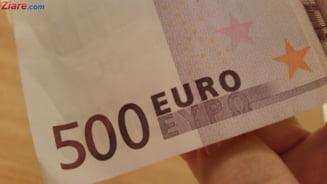 Curs valutar: Euro a ajuns la cel mai mare nivel din ultimele 4 luni si jumatate