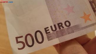 Curs valutar: Euro atinge cel mai mare nivel din ultimele 4 luni si jumatate