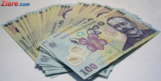 Curs valutar: Euro creste la nivelul maxim din ultima luna