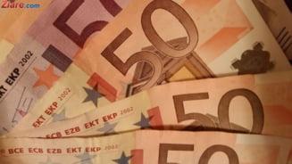 Curs valutar: Euro creste spre nivelul de 4,64 lei