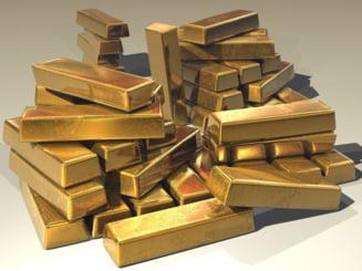 Curs valutar: Euro scade insesizabil. Aurul face un pas in spate