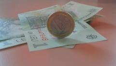 Curs valutar: Euro scade, dolarul recupereaza din terenul pierdut