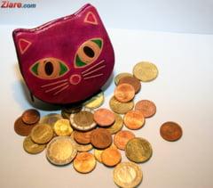 Curs valutar: Euro scade usor