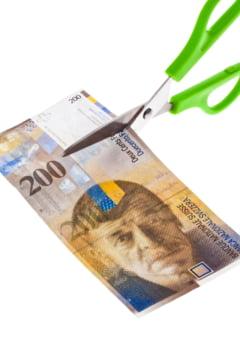 Curs valutar: Francul, la cel mai mic nivel din ultimele 8 luni