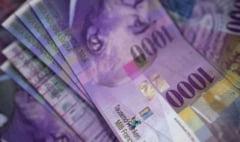Curs valutar: Francul elvetian, la cea mai mare valoare din ultimii 5 ani
