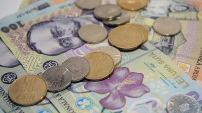 Curs valutar: Leul creste timid in fata euro si dolarului