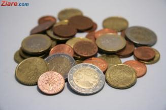 Curs valutar: Leul incepe saptamana in crestere fata de euro