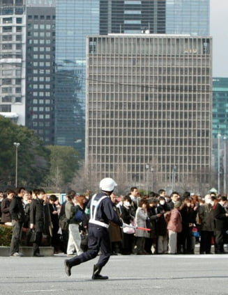 Cutremur Japonia: Trei romani sunt intr-un adapost, in siguranta - MAE