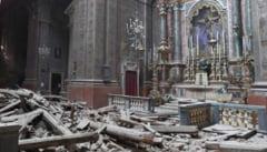 Cutremur devastator in Italia. Cel putin 159 de morti, printre care si un roman. Alti doi romani sunt raniti si noua disparuti