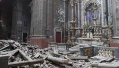 Cutremur devastator in Italia: Ministrul Ligor merge in zonele afectate de seism