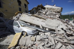 Cutremur devastator in Italia: 10 romani disparuti au fost gasiti si sunt in viata. Mai lipsesc 4