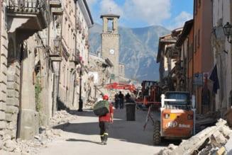 Cutremur devastator in Italia: Bilantul negru creste la 284 de morti - sanse mici sa mai fie supravietuitori printre ruine