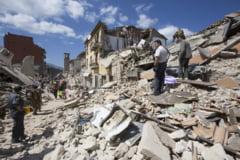 Cutremur devastator in Italia: Numarul romanilor disparuti creste. 18 oameni nu sunt de gasit