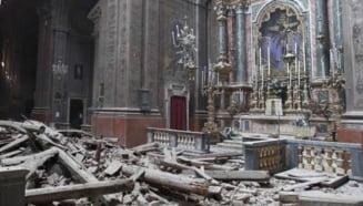 Cutremur devastator in Italia: Numarul victimelor creste incontinuu: 268 de morti UPDATE